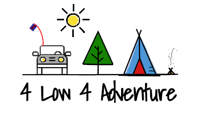 4 Low 4 Adventure Logo